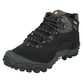 Mens Merrell Walking Boots Chameleon Thermo 6 WP