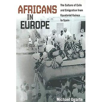 Les africains en Europe