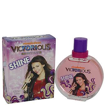Victorious Shine by Marmol & Son Eau De Toilette Spray 3.4 oz / 100 ml (Women)