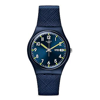 Staal Sir Blue Armbanduhr (GN718)