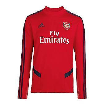 2019-2020 Arsenal Adidas Training Top (Red) - Kids