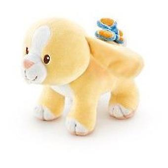 الأرنب Trudi مع الاهتزاز 19 سم
