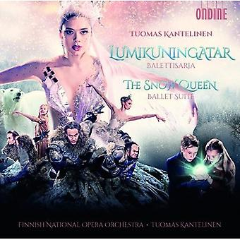 Kantelinen - Tuomas Kantelinen: Lumikuningatar (the Snow Queen) [CD] USA import