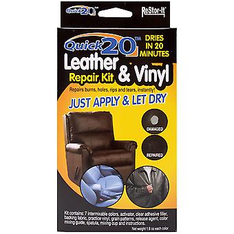 Re Stor It Quick 20 Leather And Vinyl Repair Kit 18081