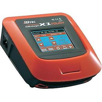 Scale model multifunction charger 110 V, 220 V 7 A Hitec NiMH, NiCd, LiPolymer, Li-ion, LiFe