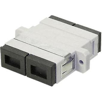 FO connector EFB Elektronik 53303.32 Grey