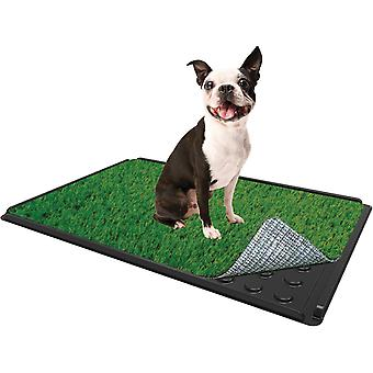 Indoor Turf Dog Potty Classic Connectable 16