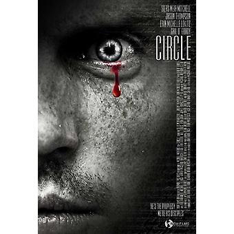 Poster di film di cerchio (11 x 17)