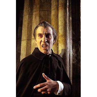Taste The Blood Of Dracula Christopher Lee 1970 foto afdrukken