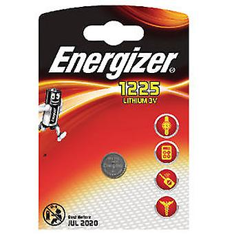 Energizer Lithium Button Cell Battery Br1225 3 V 1-Blister