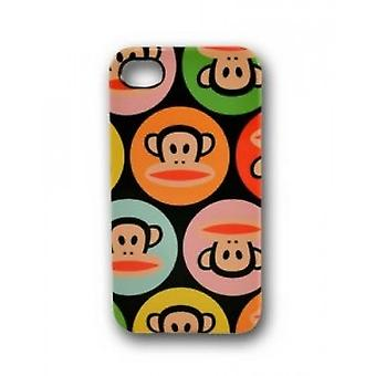 Paul Frank ® Dots Julius Hardcover case for iPhone 4 / 4S in black