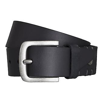 Timberland belts men's belts leather belt of jeans black 4950