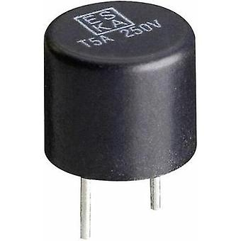 Pico fuse Radial lead circular 0.08 A 250 V time delay -T- ESKA 887006 1 pc(s)