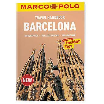Barcelona Marco Polo Handbook by Marco Polo