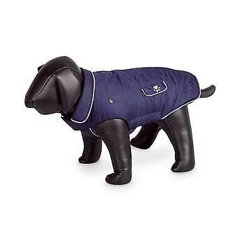 Nobby Marlon Dog Coat Navy 26cm