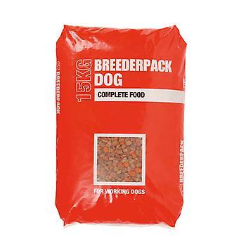 Breederpack arbejder hund komplet 15kg