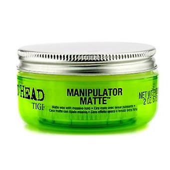 Bed Head Manipulator Matte - Matte Wax with Massive Hold - 57.2g/2oz