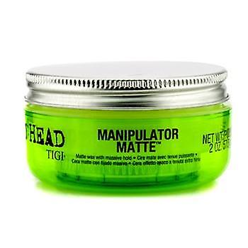 Tigi Bed Head Manipulator Matte - Matte Wax with Massive Hold - 57.2g/2oz