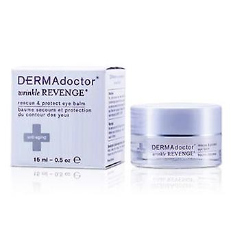 Dermadoctor Wrinkle Revenge Rescue & Protect Eye Balm - 15ml/0.5oz