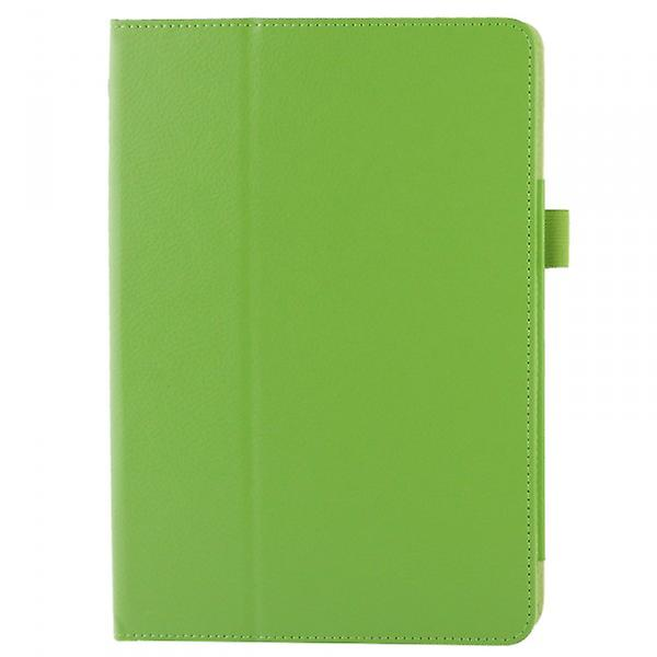 Cover art leather bag Green for Apple iPad air