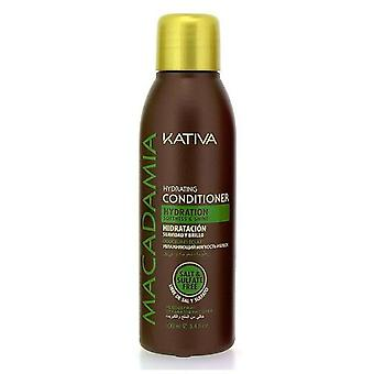 Kativa Hydrating Conditioner 100 Ml Macadamia
