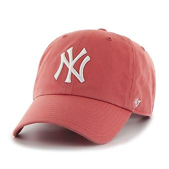 47 marca MLB New York Yankees ripulire Cap - isola rossa