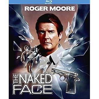 Naked Face [Blu-ray] USA import