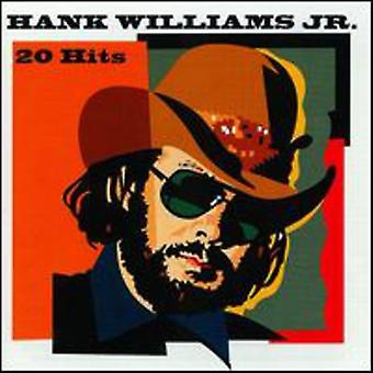 Hank Williams Jr - Hank Williams Jr: Vol. 1-tjugo träffar särskild Col [CD] USA import