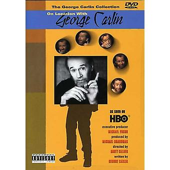 George Carlin - George Carlin on Location [DVD] USA import