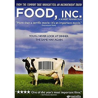 Food Inc. [DVD] USA import