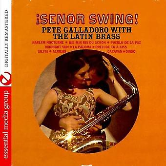 Pete Galladoro - Se±or Swing [CD] USA import