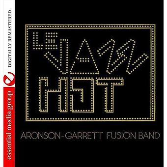 Aronson-Garrett-Fusion-Band - Le Jazz Hot [CD] USA import