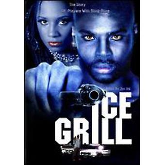 Ice Grill [DVD] USA importerer