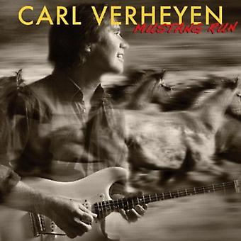 Carl Verheyen - Mustang køre [CD] USA import