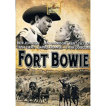 Fort Bowie [DVD] USA importeren