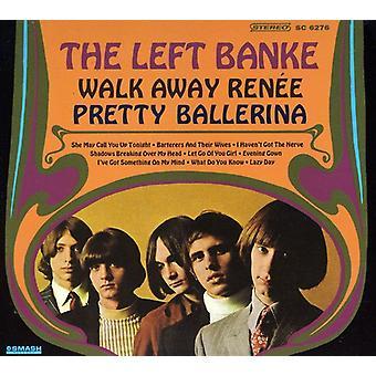 Lämnade Banke - promenad bort Renee [CD] USA import