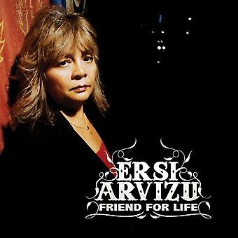 Ersi Arvizu - Friend for Life [CD] USA import