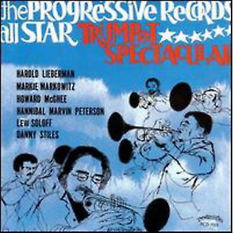 All Star trompet spektakulære - alle Star trompet spektakulære [CD] USA importerer