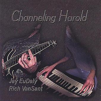 Jay Eudaly - kanalisering Harold [DVD] USA import