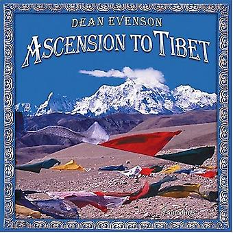 Dean Evenson - opstigning til Tibet [CD] USA import