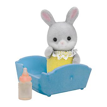 Sylvanian Families Cottontail Rabbit Baby Doll