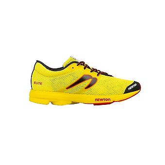 Newton Distance Elite Mens Shoes Yellow/Red