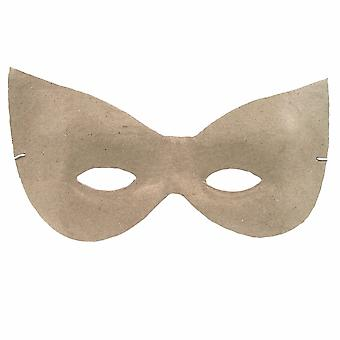 Decopatch Papier Mache Pointed Half Mask