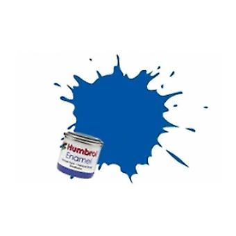 Humbrol Enamel Paint 14ML No 222 Moonlight Blue - Metallic