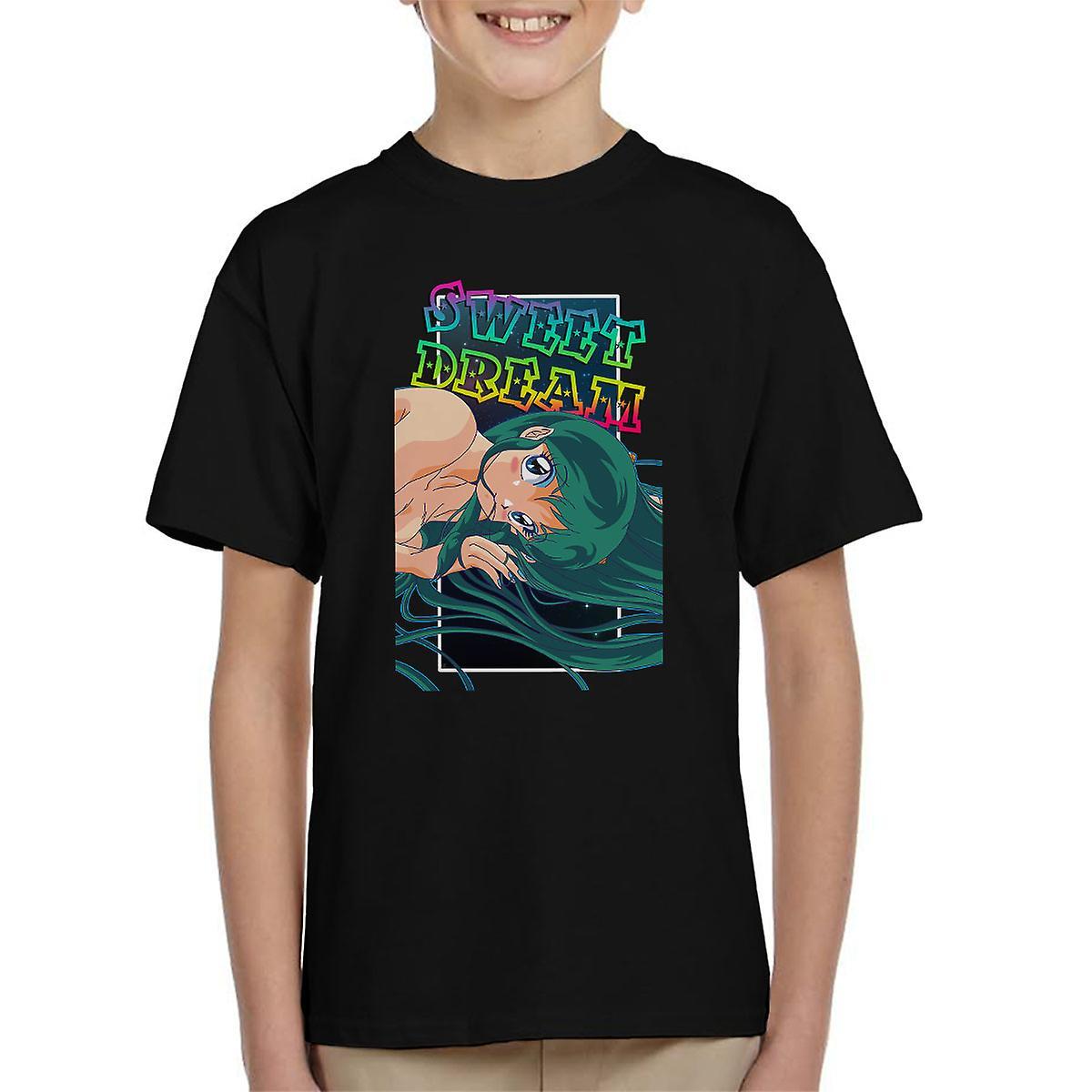 Urusei Yatsura Sweet Dream Kid's T-Shirt