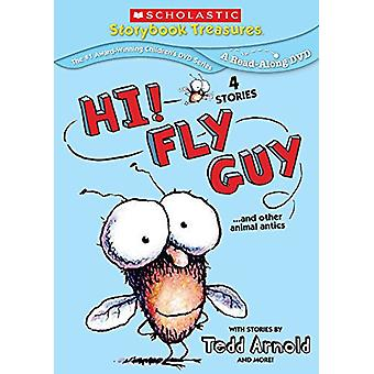 Hi Fly Guy & Other Animal Antics [DVD] USA import