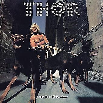 Thor - Keep the Dogs Away [CD] USA import