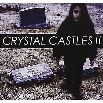 Crystal Castles - II (14+1 Track) [CD] USA import