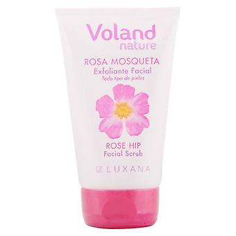 Voland Nature Voland Luxan Nature Rosehip Facial Scrub 100Ml