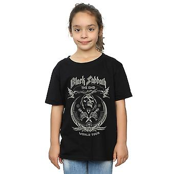 Black Sabbath Girls Ende World Tour T-Shirt